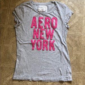Gray aero NY T